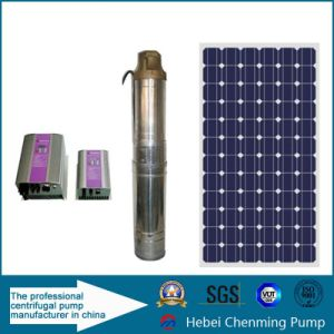2016 New Products Multistage Impeller Solar Driven Water Pump pictures & photos