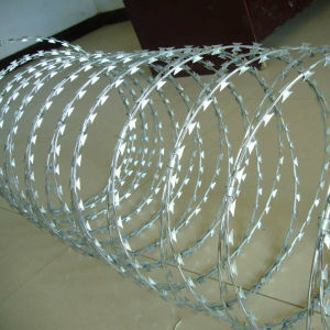 High Quality Galvanized Steel Razor Wire pictures & photos