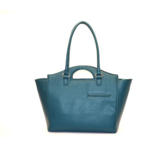 Guangzhou Bag Factory PU Leather Fashion Designer Women Handbags