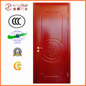 Steel Safety Entrance Interior Door for Apartment