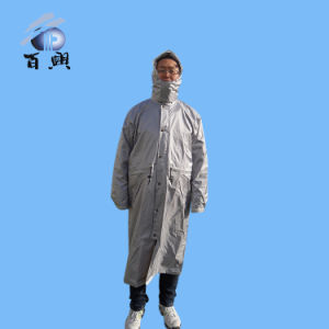 2015 New Style Fashionable Adult Nylon Raincoat pictures & photos