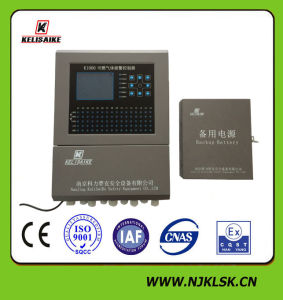 Industry Use Fixed 4-20mA Output Gas Detector Alarm Controller pictures & photos