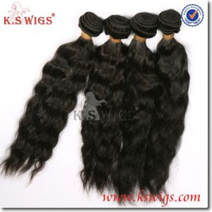100% Natural Virgin Brazilian Hair Weft pictures & photos