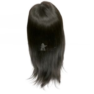 Top Quality Human Hair Full Lace Wig pictures & photos