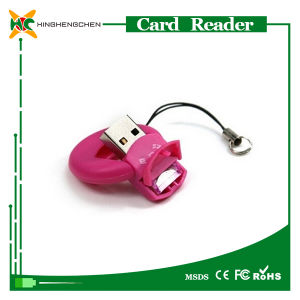 Wholesale 2.0 Smart SD Card Reader pictures & photos