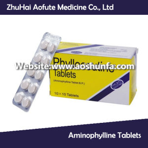 Aminophylline Tablets pictures & photos