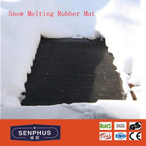 Snow Melting Rubber Mat pictures & photos