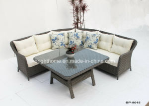 New Style Aluminum Frame Outdoor Furniture Sofa Sets pictures & photos