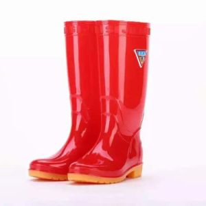 Chemical Industrial Rubber Waterproof PVC Work Safety Rain Boots pictures & photos