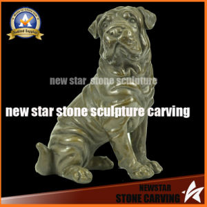 English Bull Dog Art Decoration Bronze Animal Sculpture Figurine Statue pictures & photos
