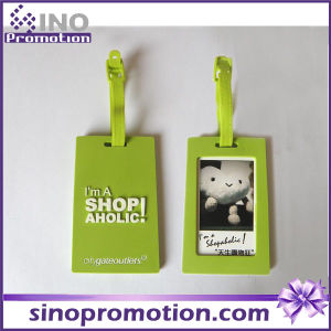 Wholesale Custom High Quality Travel Luggage Tag PVC