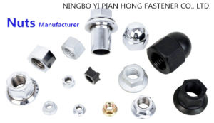 Alloy Steel Hex Heavy Structural Nuts ASTM A194 2h pictures & photos