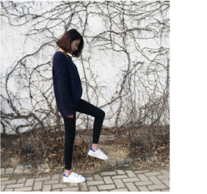 Women′s Jeans Trousers Pencil Pants Nine Pants Long Pants Stretch Skinnyjeans pictures & photos