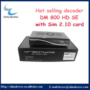 HD Linux Dm Smart TV Box with WiFi pictures & photos