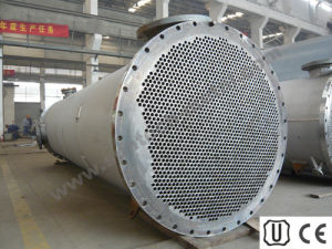 Shell and Tube Heat Exchanger Condenser Cooler (P045) pictures & photos