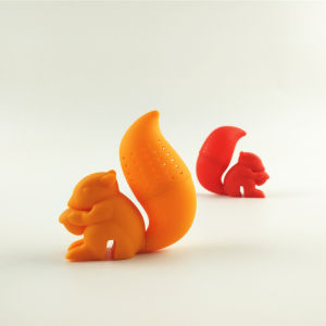 Silicone Squirrel Tea Infusers