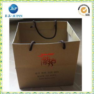 Manufacturer Custom Big Size Paper Bag with Handle (JP-PB010) pictures & photos