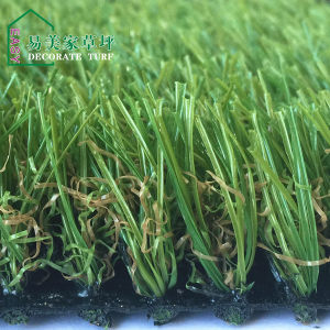 Landscaping Garden Grass 25mm Four Color Artificial Lawn