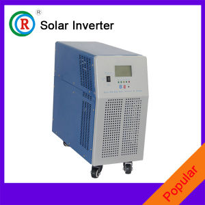 5kw Frequency Solar Inverter with Charge Controller