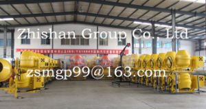 Cm400 (CM50-CM800) Zhishan Electric Gasoline Diesel Portable Cement Mixer pictures & photos
