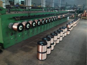 ASTM B566-93 CCA Bare Copper Clad Aluminum Wire pictures & photos
