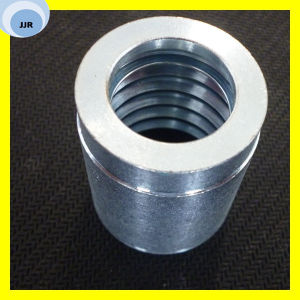 Two Layer Wire Braided Hydraulic Hose Ferrule Fitting 03310 pictures & photos