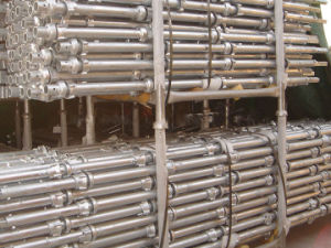 Q235 Construction Material Scaffolding Cuplock Type /Cuplock Ledger pictures & photos