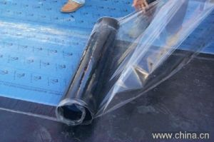 Self Adhesive Bitumen Waterproof Membrane Export to USA, Britain, Africa pictures & photos