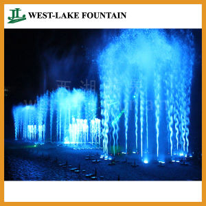 Large Laser Music Water Dancing Fountain at Vietnam Nha Trang Vinpearl Land pictures & photos