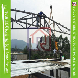 High Quality Good Price Steel Structure Prefab Villa pictures & photos