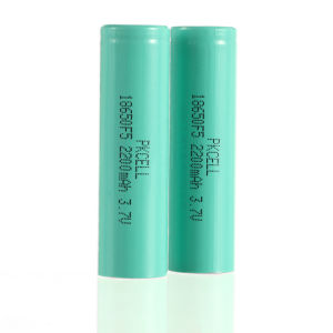 Lithium Ion Rechargeable Battery 18650