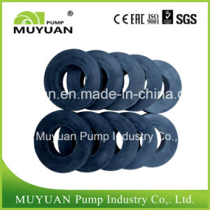 Gasket Made of Rubber Liner for Slurry Pump Part pictures & photos