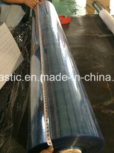 PVC Film with Good Transparency for Packaging pictures & photos