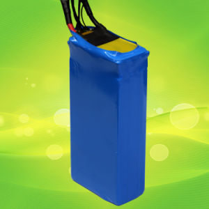 24/36/48/72 Volt Lithium Ion Battery for Electric Bicycle pictures & photos