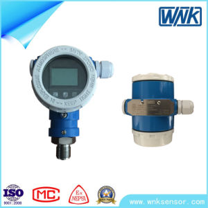 IP66/67 Industrial High Temperature Pressure Transmitter with Accuracy 0.075%Fs, 4~20mA/Hart/Profibus-PA pictures & photos