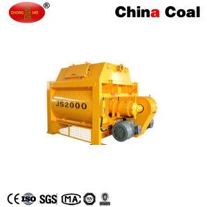 Js1500/ 2000 Construction Machine Concrete Mixer pictures & photos