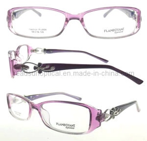 New Style Optical Frame with Metal Hinge (OCP310070) pictures & photos
