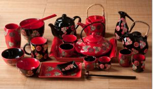 """Fulu"" Series Tableware (CC-FL11)"