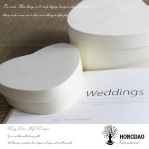 Hongdao Wholesale Wooden Heart Shaped Boxes_D pictures & photos