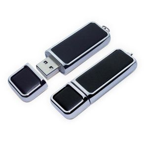 Leather USB Flash Drive USB Stick (L-08) pictures & photos