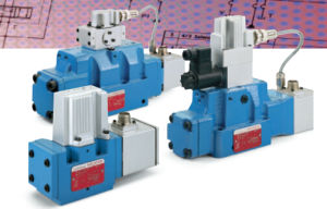 D660 Series Servo-Proportional Control Valve with Integrated Eletronics pictures & photos