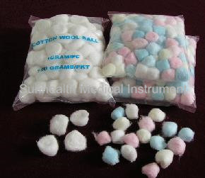 Medical Disposable Cotton Ball pictures & photos