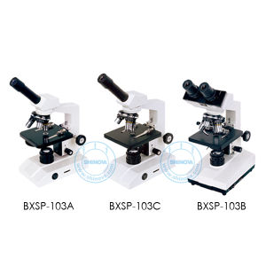 103 Series Biological Microscope (BXSP-103A/B/C) pictures & photos