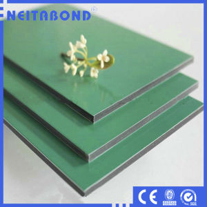 4mm Aluminum Plastic Panel for Curtain Wall Systems pictures & photos