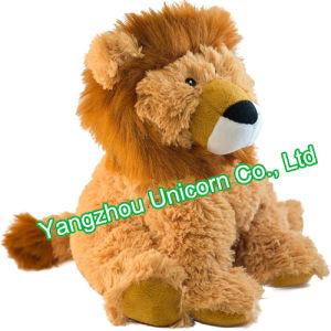EN71 PP Cotton Stuffed Animal Lion Plush Toy pictures & photos