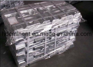 Manufacturer for 99.95% Zinc Ingots/ Pure Zinc Ingot pictures & photos