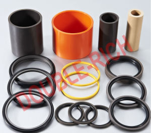 PTFE Step Seals, Gasket and PTFE Tubes
