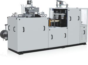 MB-S35 Double PE Coated Paper Bowl Forming Machine
