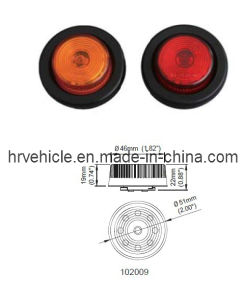 """2"""" LED Side Marker & Clearance Lamp pictures & photos"""