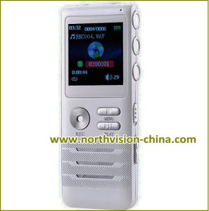 Noise Reduction Vor Digital Voice Recorder